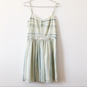 3/20$ Rachel Roy mini dress - stripped size 2